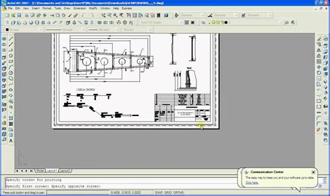 Layout Autocad 2007 | print layout in autocad 2007 avi youtube