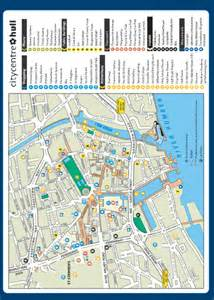 hull city centre map hull uk mappery