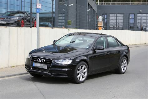 2015 audi a4 fifth 2015 audi a4 b9 spied while testing indian