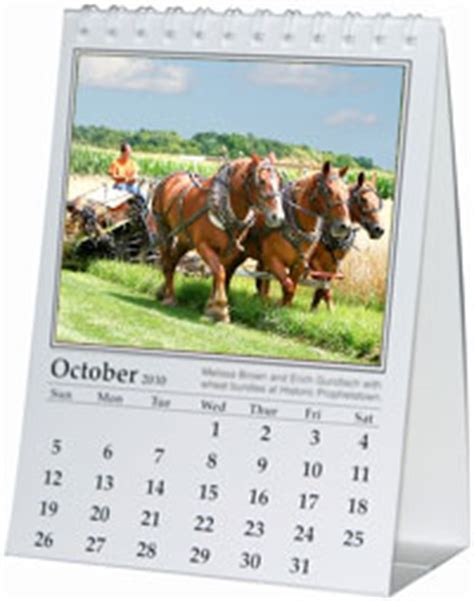 stand up desk calendars mischka press and rural