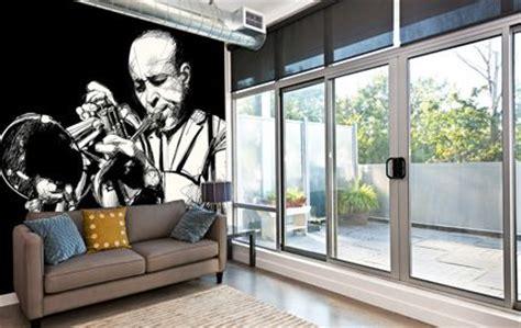 jazz wallpaper for walls jazz music wallpaper wall murals wallsauce usa