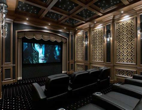 theater room wall sconces