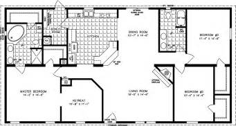 floor plans for 1800 sq ft homes the tnr 46017w manufactured home floor plan jacobsen homes