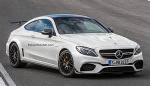 rendering mercedes amg c63 coupe black series
