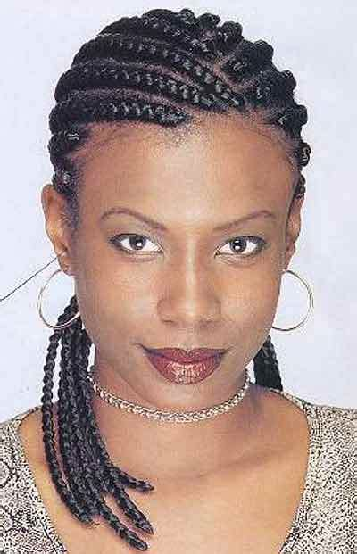 easy braided hairstyles black hair african braids hairstyles for women pictures of braid