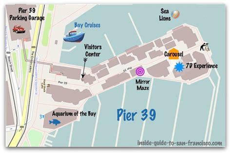 san francisco map pier 39 san francisco maps