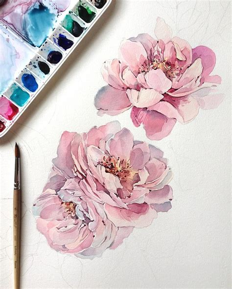 watercolor tattoos instagram sieh dir dieses instagram foto kadantsevanatalia an