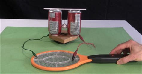 electric fly swatter resistor electric fly swatter zapper racket as high voltage source