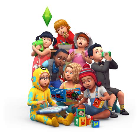 the sims the sims 4 adds toddlers simsvip