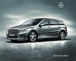 mercedes the new mercedes r class