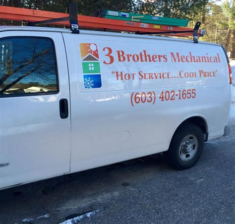 3 Brothers Plumbing by 3 Brothers Mechanical 36 Photos Plumbing Hudson Nh
