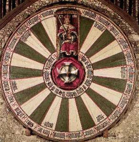 numero cavalieri tavola rotonda il santo graal su luce