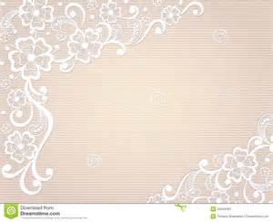 lace template template frame design for card stock image image 34442391