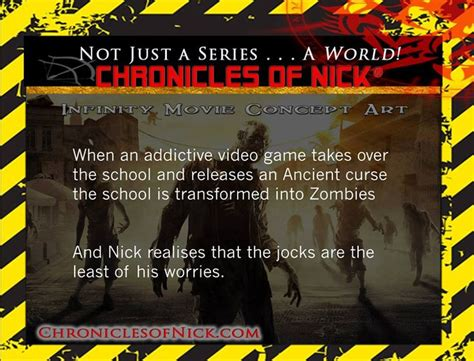 the hunters infinity infinity chronicles of nick league