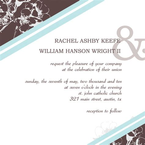 wedding invitations wi wedding invitations best template collection design