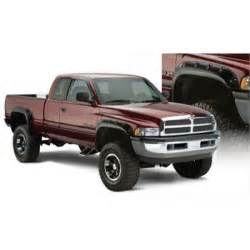 Fender Flares For 2001 Dodge Ram 2500 Bushwacker Cut Out Fender Flares Dodge Ram 2500 3500 94