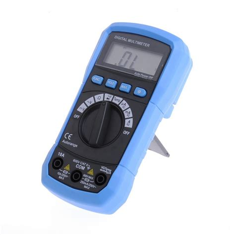 diode test by multimeter neewer adm02 mini auto range digital multimeter auto range diode test em 01