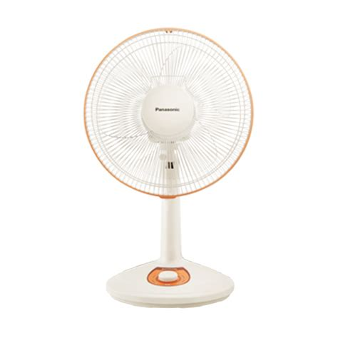 Kipas Angin Panasonic 12 Inch jual panasonic f ek306 p2 desk fan harga