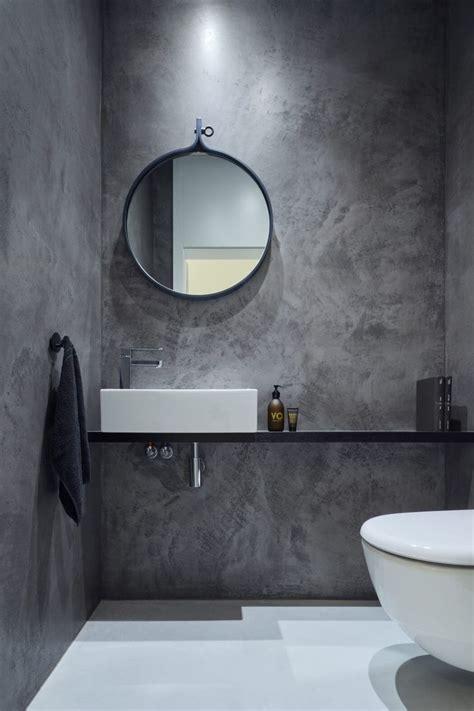 best 25 black bathrooms ideas on pinterest concrete 25 best ideas about concrete bathroom on pinterest