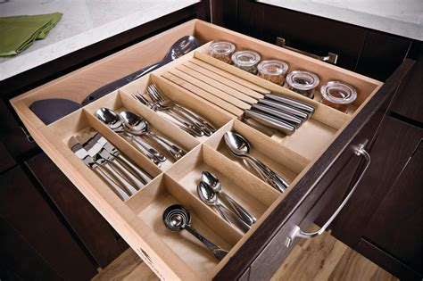 in drawer knife storage canada cutlery tray drawer insert fineline in the h 228 fele