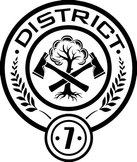 Hunger Games District 7 Symbol