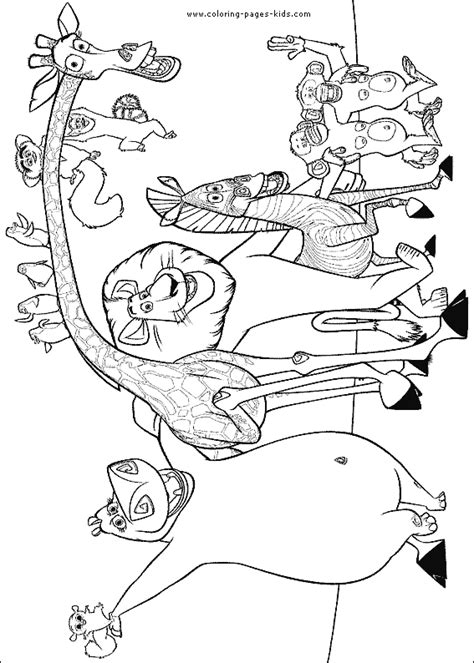 madagascar map coloring page u gi oh colouring pages