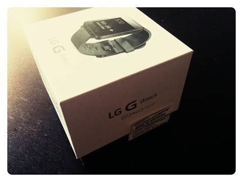 lg android wear lg g test complet de la montre android wear