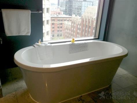 bathtub seattle seattle s hotel 1000 technology trendy and relaxing