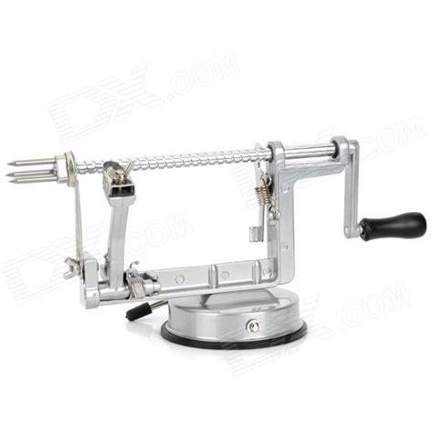 Fast Peleers operated fast apple fruit peeler corer slicer