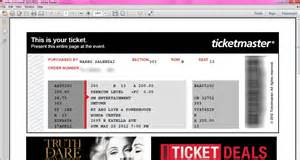 mainstage concert templates ticketmaster for concerts hair coloring coupons