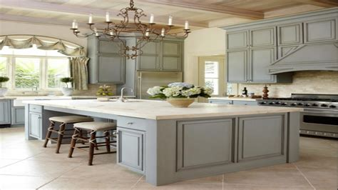 blue color kitchen cabinets better homes and gardens dining room furniture blue