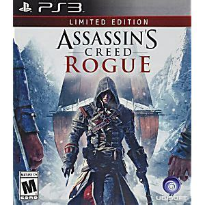 Ps3 Assassins Creed Ii Reg 3 Used Murah assassin s creed rogue limited edition playstation 3