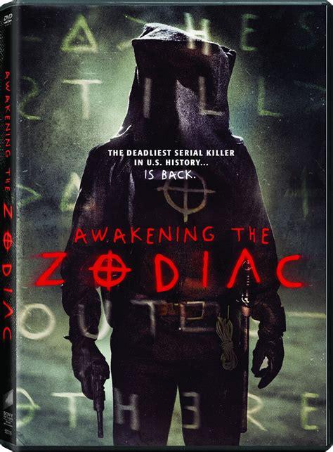 zodiac film blu ray awakening the zodiac dvd release date july 4 2017