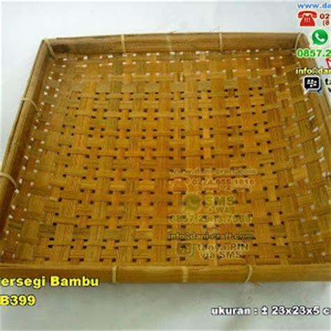 Kotak Piring Makan Melamin piring oval bambu anyaman souvenir pernikahan