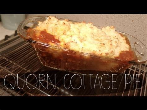 cook with me quorn cottage pie sototallyvlog