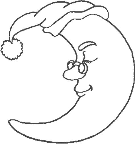 moon coloring pages free printable moon coloring pages