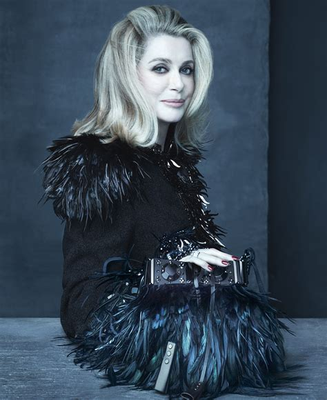 Catherine Deneuve Louis Vuitton | catherine deneuve for louis vuitton happyface313