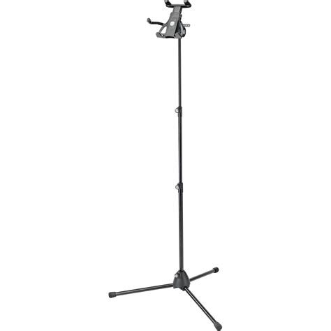 Standing Microphone Universal k m 19776 universal tablet holder with microphone 19776 300 55