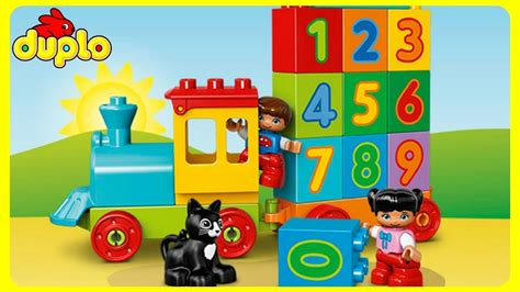 Dijamin Original Lego 10847 Duplo My Number number learn to count with lego duplo my number 10847 for toddlers