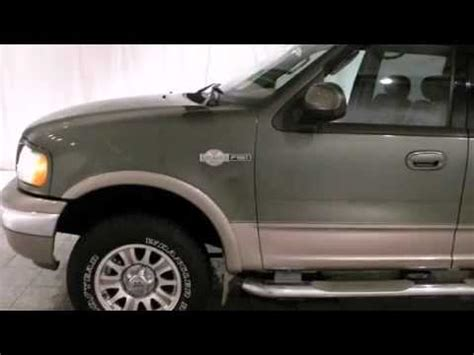 2003 ford f 150 king ranch crew cab v8 4wd youtube