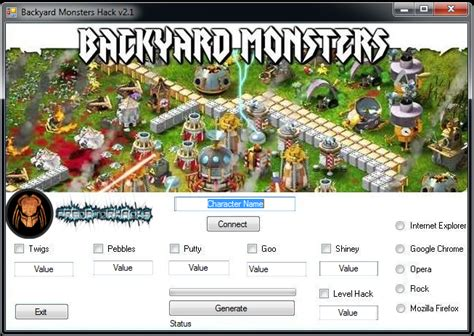 backyard monsters game download backyard monsters cheat tool free download hacks24h