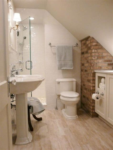 Home Improvement Bathroom Ideas Attic Bathroom Ideas Small Bathrooms Big Design Bathroom Remodeling Hgtv Remodels By