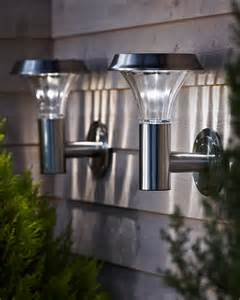 outdoor solor lights best solar lights for garden ideas uk