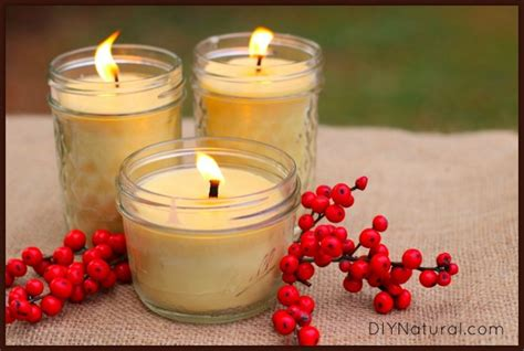 how to make candles beeswax candles