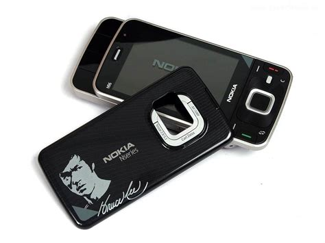 Style Limited Edition Of Nokia N96 by Nokia N96 Bruce Limited Edition Of This
