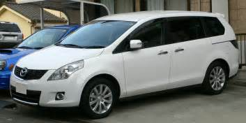 mazda mpv 2007 review amazing pictures and images look