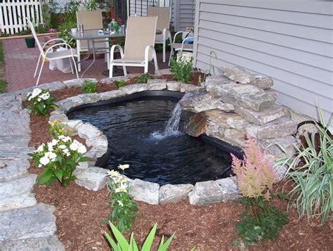 backyard ponds diy diy water garden and koi pond learning as i go