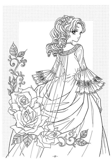 vintage coloring pages adults 19 best fashion coloring pages images on pinterest