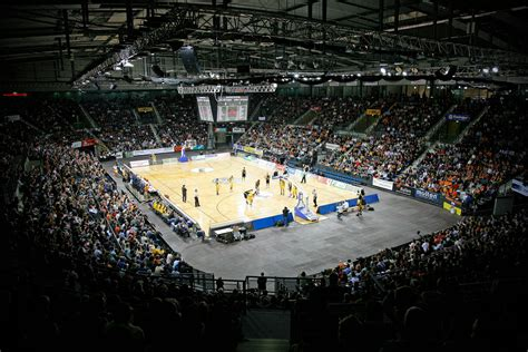 Porsche Arena Parken by Porsche Arena