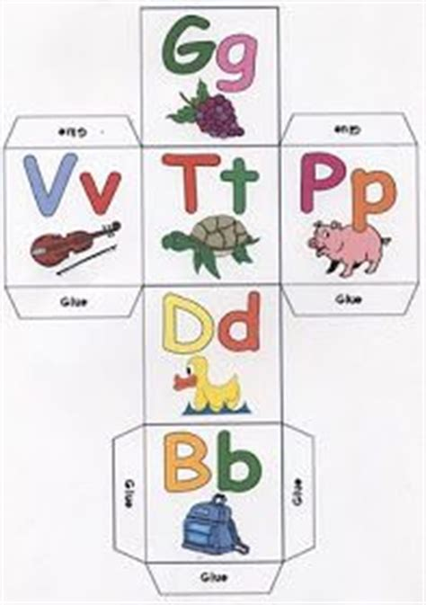 printable alphabet dice 1000 images about box a z on pinterest dice games dice